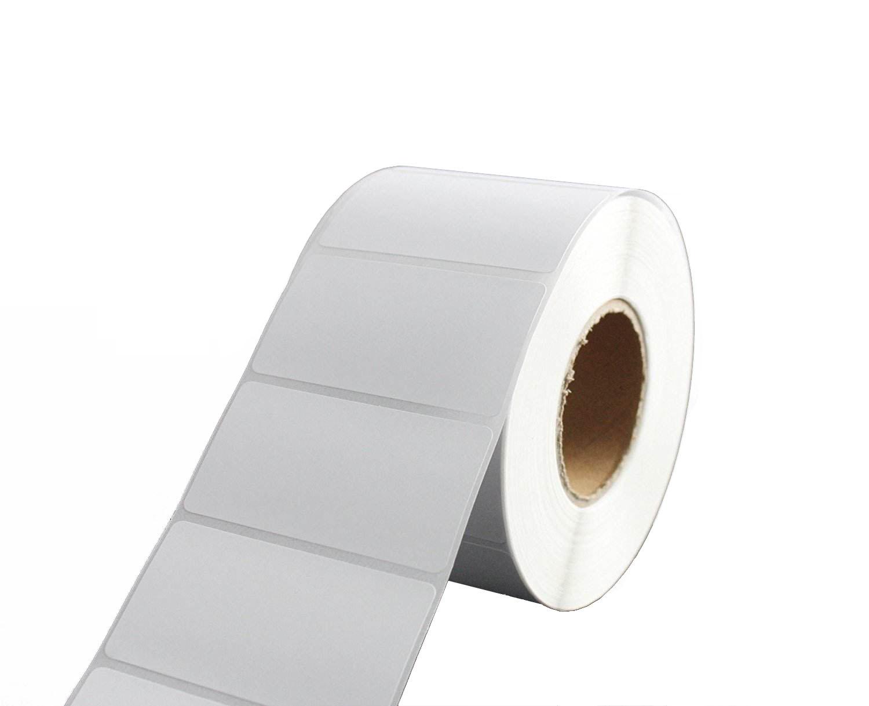 空白卷装贴纸
